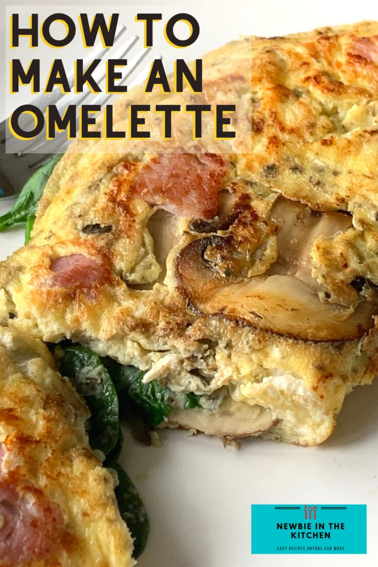 How To Make An OmeletteH