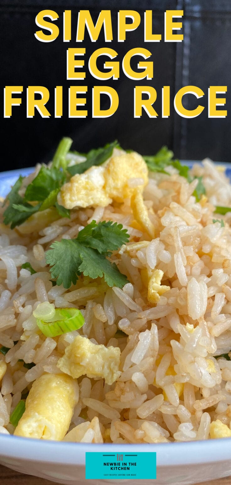 Simple Egg Fried RiceP1