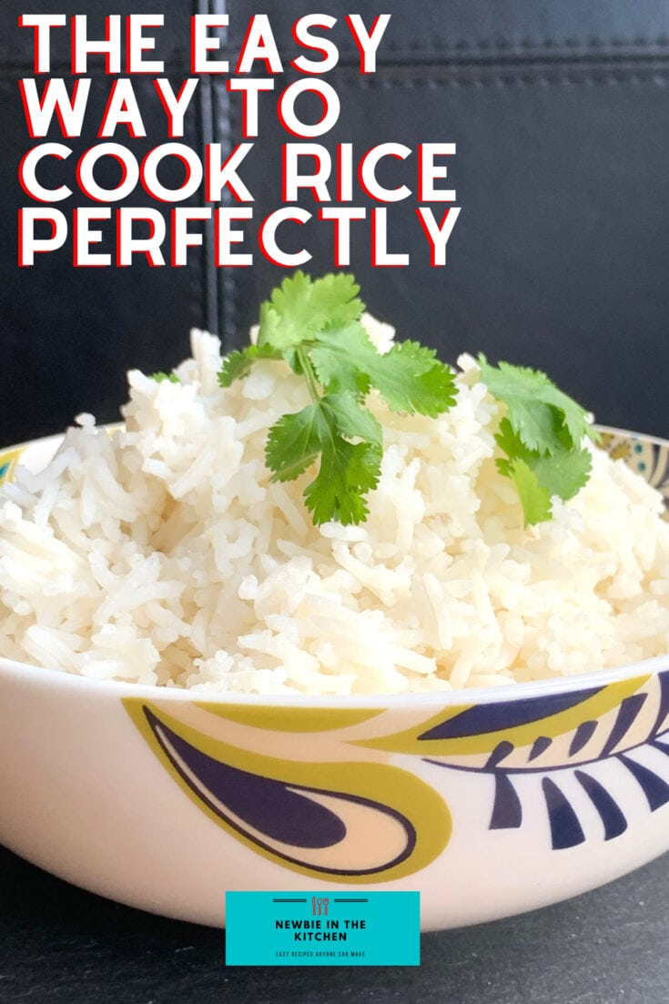 The Easy Way To Cook Rice PerfectlyH