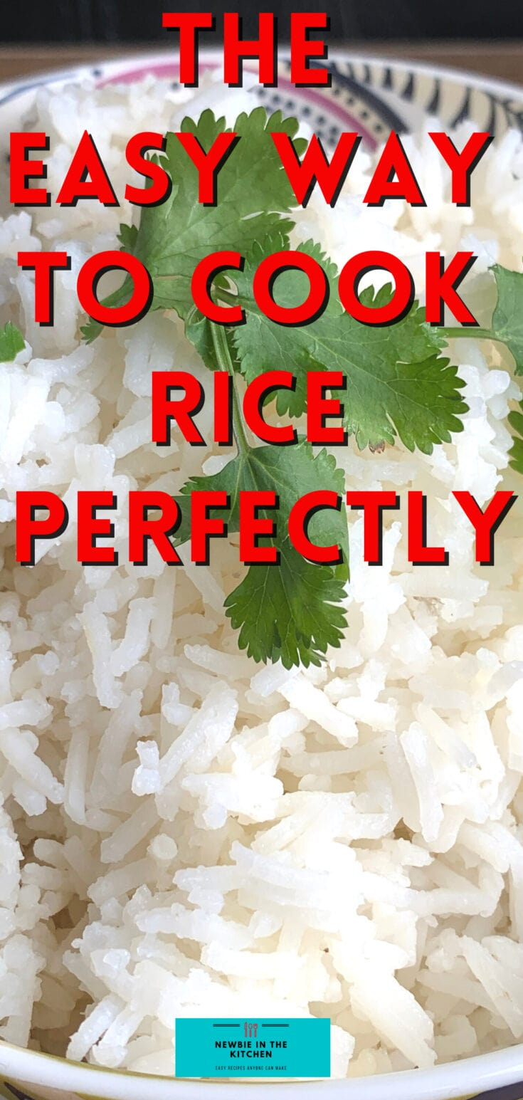 The Easy Way To Cook Rice PerfectlyP1