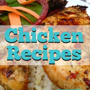 Here's a selection of delicious chicken recipes for any occasion