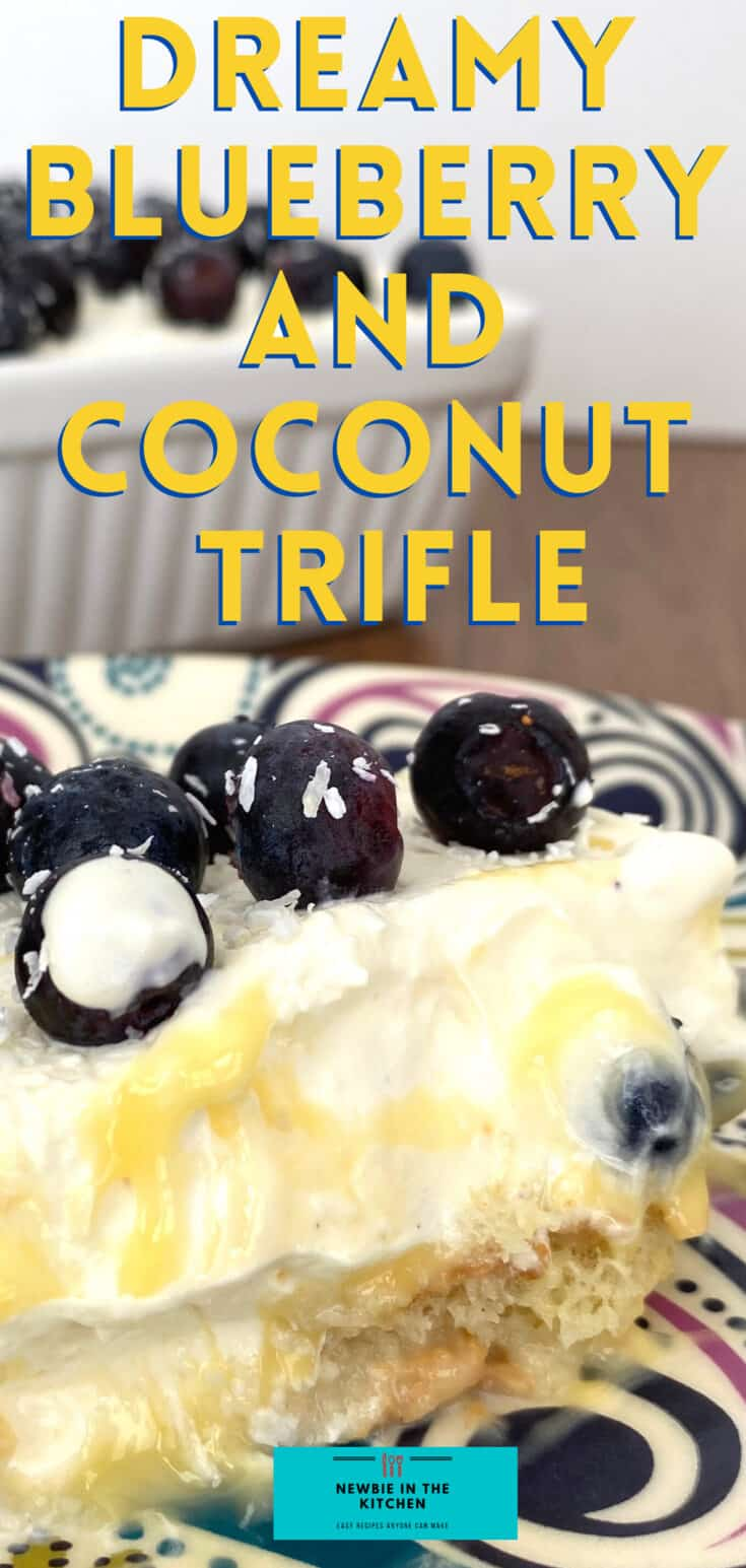 Dreamy Blueberry and Coconut Trifle P2